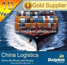 Reliable sea freight rates to Euro