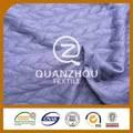 Tela textil proveedor oeko- tex certificada directa de la fábrica de punto poli tela de elastano
