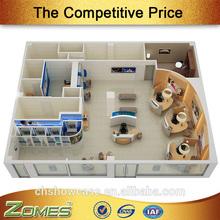 Cash counter for shop/bank in shop cash counter design
