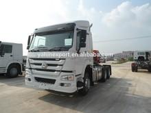 Sinotruk HOWO 371hp tractor truck right hand drive best price