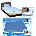 mejor venta de verano plegable de polímero de la pu gel de enfriamiento de chinches de cama funda de colchón