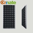 Factory directly 270w pv modules solar panel monocrystalline with grid tie micro inverters for solar kit system