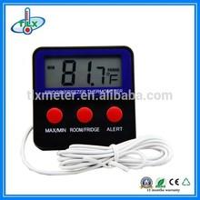 Digital refrigerator temperature alarm/freezer temperature alarm/fridge temperature alert