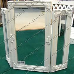 Home Furniture Wooden Mirror Frame