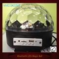 nuevo mini de cristal mágica bola de luces del escenario