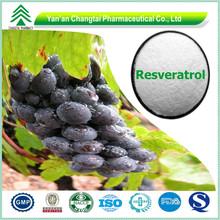 BV Certificated GMP Factory pure bulk High quality Resveratrol