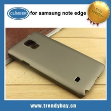 Dark color series back cover for samsung galaxy note edge case