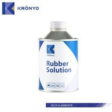 KRONYO foam adhesive bonding rubber to metal epdm rubber adhesive