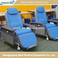 Hot selling custom Hospital Hemodialysis Chair