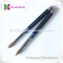 100% Kolinsky hair acrylic nail art brush names