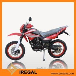 2015 new chongqing red 200cc off road bike for zongshen