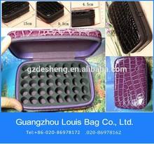 2015 China Essential oil Box Essential oil packaging case Essential oil packaging bag
