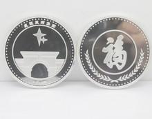silver coin ag999 silver art coin 60g
