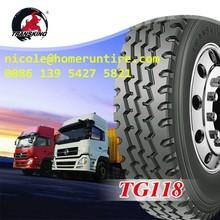 Transking radial diseño de los neumáticos de los neumáticos de camiones 315 / 80 / 22.5 22.5