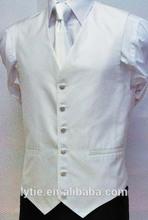 Hot selling work vest cartoon new cheap formal waistcoat vest for men
