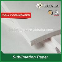 Digital printing transfer for mugs/glass/metal sublimation paper