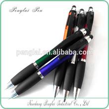 Latest popular plastic multi-function ballpoint pen with heart