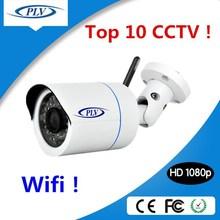 2 megapixel 30m meter ir distance 1080p ip wifi wilress cctv camera FCC,CE,ROHS Certification