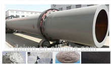 Low coal consumption. indirect heating rotary dryer with best quality