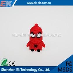 Promotional custom china popular cheap custom pvc 3.0 250gb usb flash drive