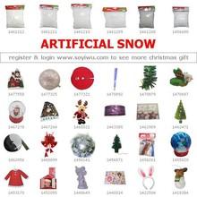 Polvere di neve artificiale: dalla cina più grande mercato all'ingrosso per merci in generale a yiwu c