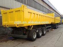Heavy Duty 3 Axles Dumper Semi Trailer for Mine Transportation