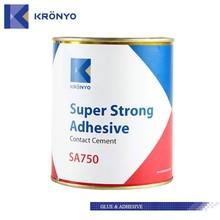 KRONYO solid wood flooring adhesives for plastics adhesive film