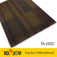 Bitumen Backing Pile Moquette Carpet Tile