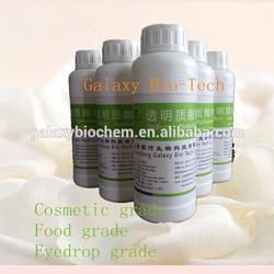 Galaxy acid hyaluronic, hyaluronan, sodium hyaluronate