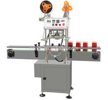 Automatic plastic jar roller film sealing machine