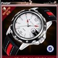 2015 novo estilo não 9117 luxo militar cara grande esporte relógios