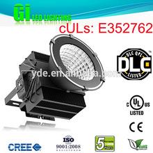 Top quality 5 years warranty DLC UL cUL certificated 200W floodlight LED