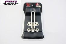 Made in china security door guard rubber door guard door guard with rubber protector made of zinc alloy