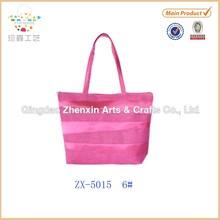 Hot Sell New PVC Beach Shopping Tote Bag