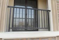 Veranda aluminum railing prices