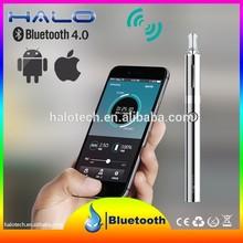 Variable voltage bluetooth e cig Appvape bluetooth 4.0 ecigarette rubber penis e cigarette