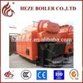 Caldera de vapor supercaliente con carbón/ madera / biomasa industrial