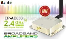 2.4GHz 8W Wifi Wireless Booster Signal Amplifier