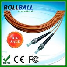 Nice price OEM service fiber optic patch cord st