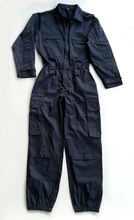 Polyester/Cotton Men's multi -pocket coverall