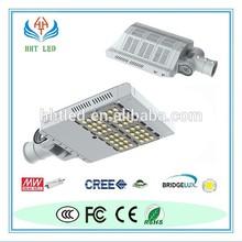 Alibaba China high power bridgelux meanwell driver cool white supplier 60 watt led street light
