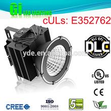 Top quality 5 years warranty DLC UL cUL outdoor LED flood light 250w