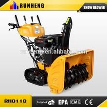 Hot Sale Driven Snow Blower 337CC 8.1KW loncin engine parts