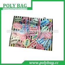 cotton plastic gift bag shopping for kid
