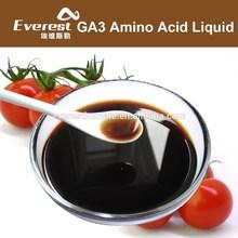 Amino Acid and Humic Acid Gibberellin Liquid Fertilizer
