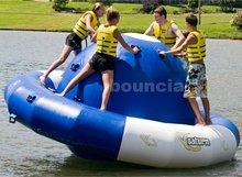 inflatable rocking saturn