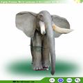 En résine éléphant sculpture pour la décoration d'éléphant