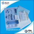 Hot vente de 2015 emballage d'exportation cvc kit cathéter de dialyse