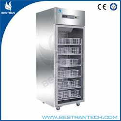 BT-4V500 4C Blood Bank single door blood bank equipment