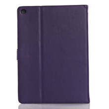 customized ultra thin leather case for ipad air 2 6PAD-L052